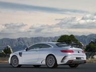 mercedes benz s63 amg coupe by mansory is one of the better 2 190x142 Mansory   neues Mercedes Benz S63 AMG Coupé