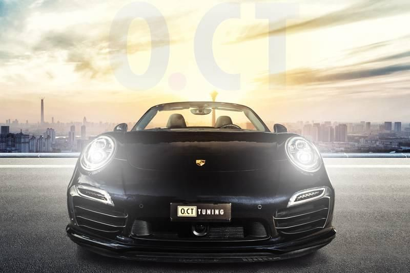 oct tuning 911 turbo s cabrio 3 669PS & 880NM im Porsche 911 Turbo S by O.CT Tuning