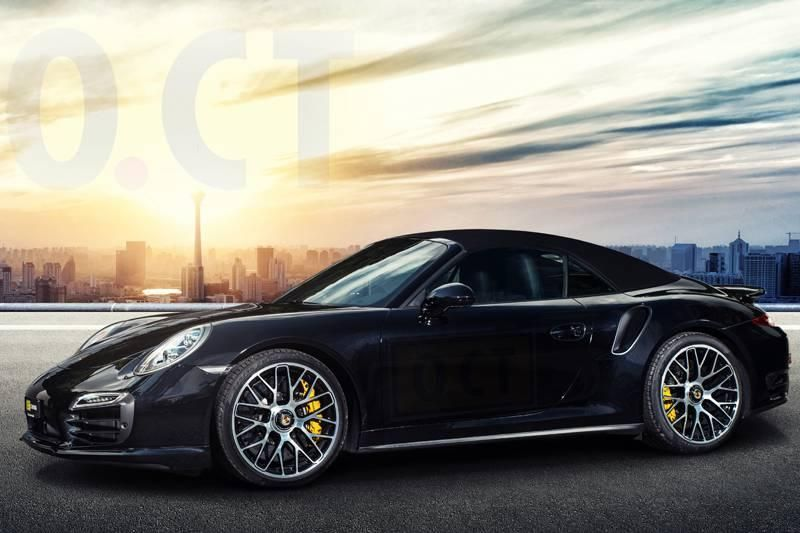 oct tuning 911 turbo s cabrio 5 669PS & 880NM im Porsche 911 Turbo S by O.CT Tuning