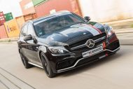 performmaster mercedes amg c63 t modell ams mdb 902411 d41d8 4 190x127 612PS & 840NM im Mercedes C63 AMG by Performmaster