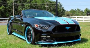 petty mustang 2 tuning car 1 310x165 Jetzt auch als Cabrio   Petty's Garage Ford Mustang