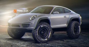 porsche 911 safari is the offroad should make fcrazy 1 310x165 Rendering: mächtiger Porsche 911 Safari by Hugo Silva