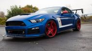 roush 1 tuning 6 generation 4 190x106 Volles Rohr   Roush Performance 850PS Ford Mustang