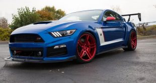 roush 1 tuning 6 generation 4 310x165 Volles Rohr   Roush Performance 850PS Ford Mustang
