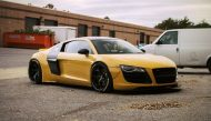tsE tuning liberty r8 1 190x109 Ultrafetter Audi R8 by Liberty Walk zur 2015er SEMA