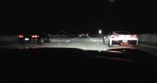video 800ps street racing nissan 310x165 Video: 800PS Street Racing   Nissan GT R, Corvette C6   C7 & Toyota Supra