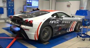 video biesse racing ferrari 430 310x165 Video: BIESSE Racing Ferrari 430 Scuderia auf dem Dyno!