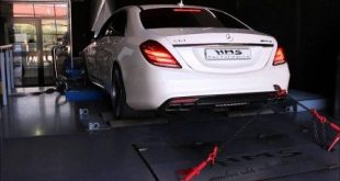 video hms sportauspuffanlage am 310x165 Video: HMS Sportauspuffanlage am Mercedes S63 AMG