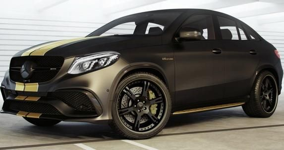 wheelsandmore gle c 1 792PS & 1.150NM im Mercedes GLE63 AMG by WaM
