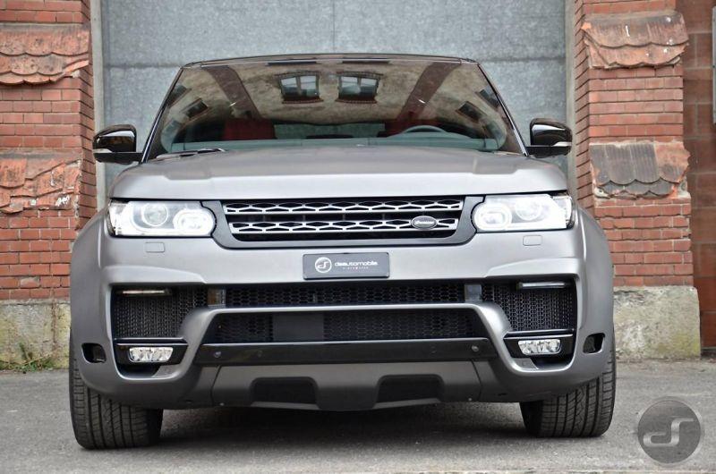 11230607 781085548681416 3536721222509670648 o DS GmbH zeigt seinen HAMANN Range Rover Sport Widebody