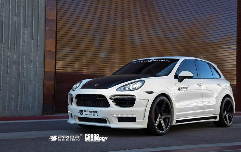 11236551 922180514484240 6732194002352098521 o Prior Design PD600 Widebody Kit am Porsche Cayenne