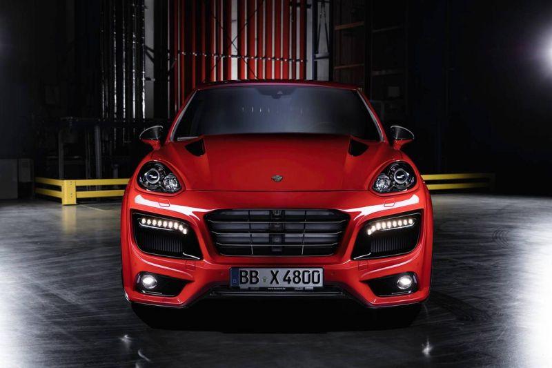 11950345 10153708577259110 8811980823862323517 o Techart Porsche Cayenne (92A) Magnum Modell 2016