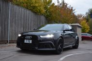 12029571 10153636497261698 1936834730962692226 o 190x127 HRE Performance Wheels S104 am Audi RS6 in Schwarz