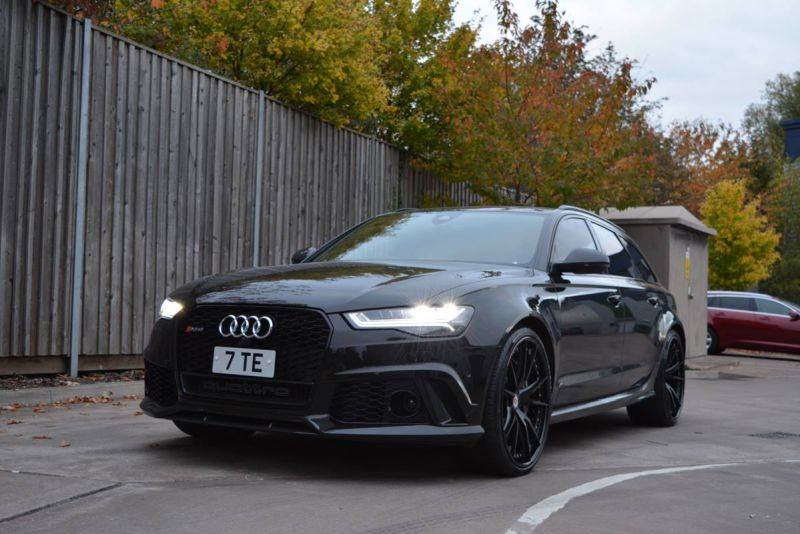 12029571 10153636497261698 1936834730962692226 o HRE Performance Wheels S104 am Audi RS6 in Schwarz