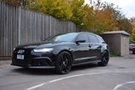 12032905 10153636497246698 7851813672064542319 o 190x127 HRE Performance Wheels S104 am Audi RS6 in Schwarz