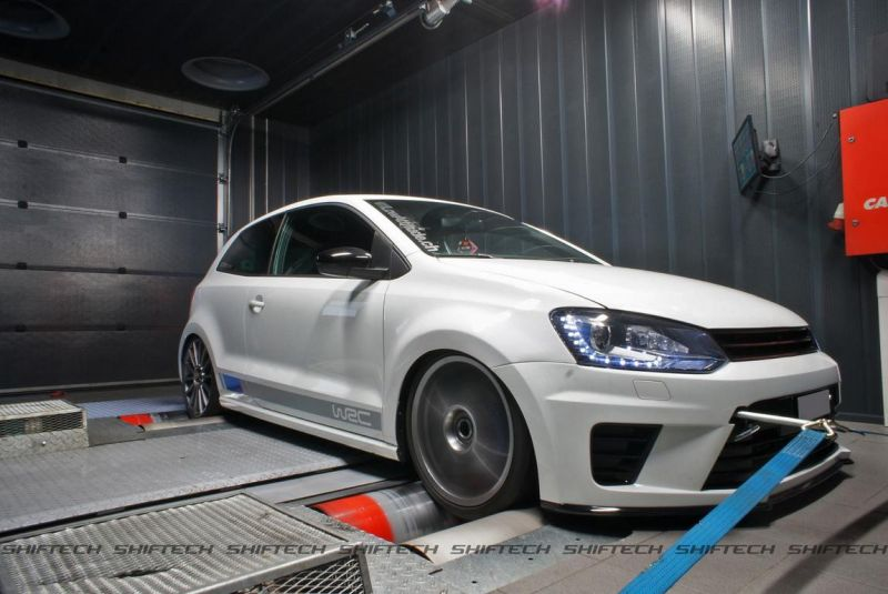 12182637 1090120057665307 8273820885658600620 o VW Polo R WRC 2.0 TSI mit knapp 300PS by Shiftech