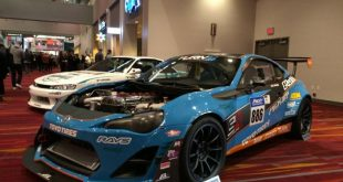 12183725 561653863987227 8291225338516649693 o 310x165 SEMA 2015: Pikes Peak Scion FR S mit 480PS am Rad!