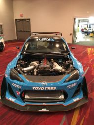 12184008 561653867320560 8711095593147008874 o 190x253 SEMA 2015: Pikes Peak Scion FR S mit 480PS am Rad!