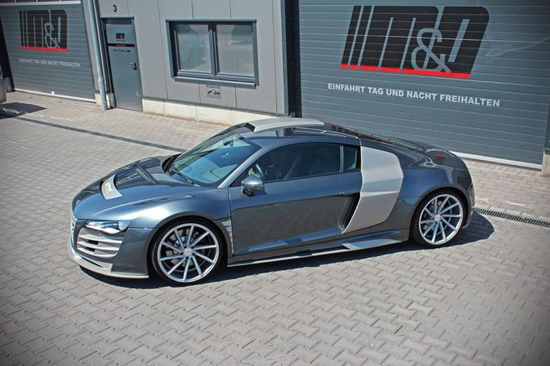 12185168 1004535122901735 3502713685025708325 o Audi R8 Prior Design PD GT850 Widebody by M&D