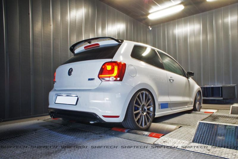 vw polo r wrc 2 0 tsi mit knapp 300ps by shiftech. Black Bedroom Furniture Sets. Home Design Ideas
