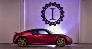 12191088 535095133316400 4173485824287567819 o 310x165 Garage Italia Customs   La Furiosa Alfa Romeo 4C