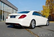 12191350 10153693741209727 3691420554781963905 o 190x133 Mercedes Benz S63 AMG mit 22 Zoll Alu's by MEC Design