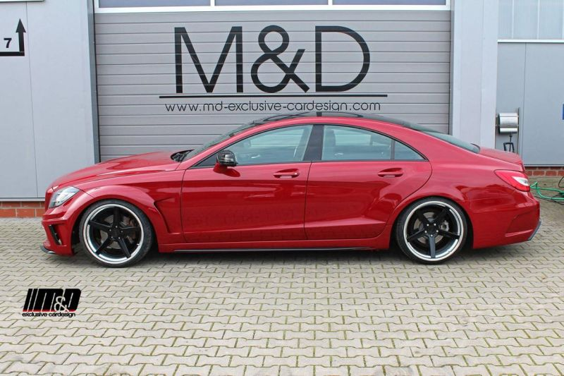 12194951 1004544742900773 2836912212338642942 o Mercedes CLS W218 Tuning by M&D exclusive Cardesign