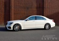 12194997 10153696866269727 1101186897329631064 o 190x133 Mercedes Benz S63 AMG mit 22 Zoll Alu's by MEC Design