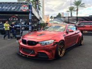 12208480 1064525673568117 2740341535023863402 n 190x143 Hammer   Liberty Walk BMW M4 F82 by Impressive Wrap