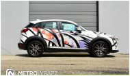 12237960 918270688209935 3524458327843362142 o 190x111 Metro Wrapz Mazda CX3 Art Car zur Miami Auto Show