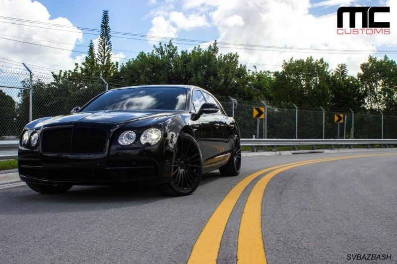 12237977 802263136557917 7760734541126065999 o Schwarz & Böse: Bentley Continental Flying Spur by MC