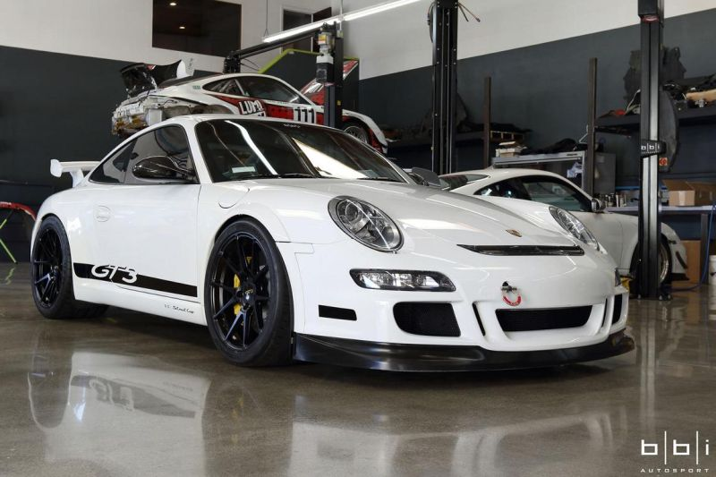 12239345 10153759746696591 5603916650896396714 o Project Bull Dog by BBi Autosport   Porsche 911 GT3