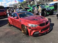 12241389 1064525256901492 5287716344610273025 n 190x143 Hammer   Liberty Walk BMW M4 F82 by Impressive Wrap