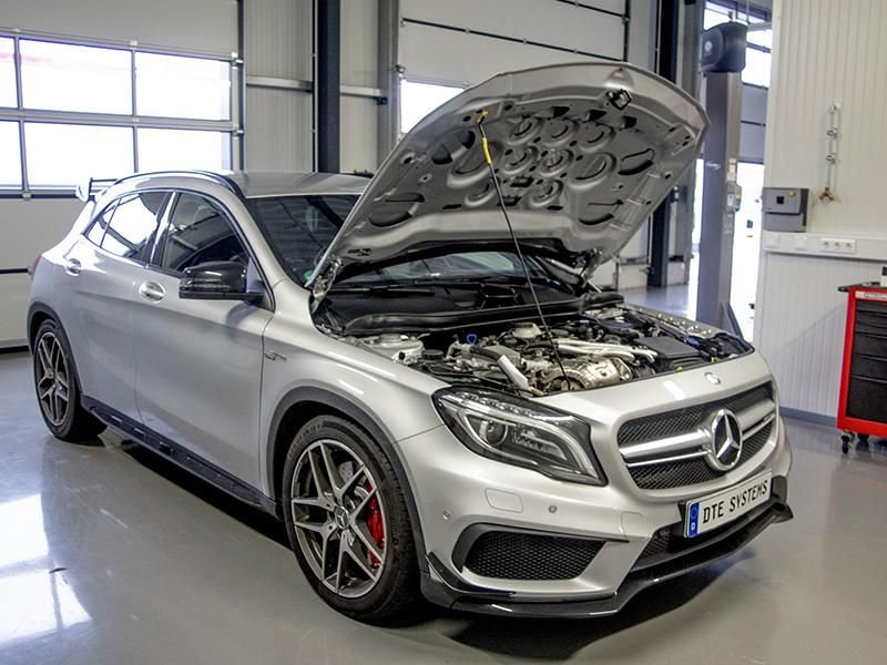 12243342 969323059788679 3485925251286705710 n 405PS & 518NM im DTE Mercedes GLA 45 AMG
