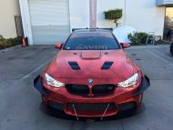 12247162 1064525820234769 6904786889075776065 n 190x143 Hammer   Liberty Walk BMW M4 F82 by Impressive Wrap