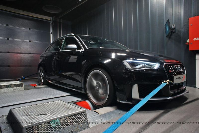 12247913 1094255937251719 758474939421507637 o AUDI RS3 8V 2.5 TFSI mit 421PS & 583NM by Shiftech Lyon