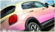 12248005 915052378531766 3519912091836249132 o 190x111 Cooles Fiat 500X Art Car (ArtCar) von Metro Wrapz