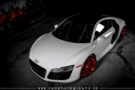 12248228 10153690264416698 2988284861786858801 o 190x127 HRE Performance Wheels P101 in Rot am Audi R8