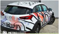 12265705 918270641543273 4194526578892332752 o 190x111 Metro Wrapz Mazda CX3 Art Car zur Miami Auto Show