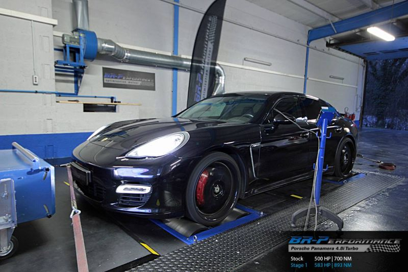 12265918 1055247297840026 7327346383201908368 o Porsche Panamera 4.8i Turbo mit 583PS by BR Tuning