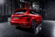 12273526 10153708577324110 2940037529834179056 o 190x127 Techart Porsche Cayenne (92A) Magnum Modell 2016