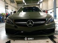 12273724 954026364672014 3121819239382360774 o 190x143 Essen Motor Show: Mercedes C63 AMG by Sidney Industries