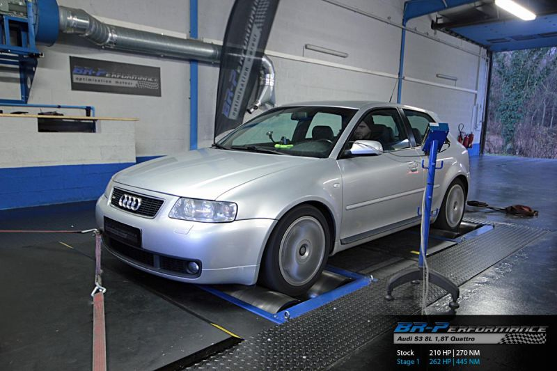 12291788 1055722011125888 7207698188664565475 o 262PS & 445NM im Audi S3 8L 1.8T Quattro by BR Performance