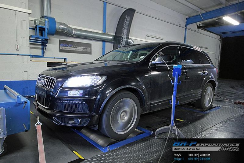 12291862 1056121854419237 4928964107250798119 o 410PS im dicken Audi Q7 4.2 V8 TDi by BR Performance