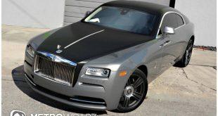 12304273 920386861331651 4063304990938501373 o 310x165 Rolls Royce Wraith   Mattschwarze Folierung von Metro Wrapz