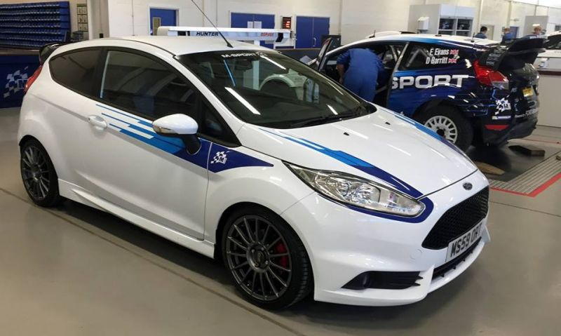 m sport edition ford fiesta st mit 215ps 320nm. Black Bedroom Furniture Sets. Home Design Ideas