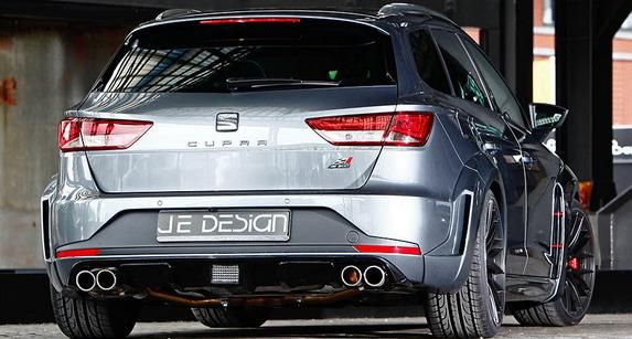 2016 JE Design Seat Leon Cupra ST Widebody (2)