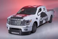 2016 titan xd triple nickel 001 1 190x127 SEMA 2015: Nissan Titan XD Diesel Land Speed Truck