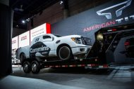 2016 titan xd triple nickel 003 1 190x127 SEMA 2015: Nissan Titan XD Diesel Land Speed Truck