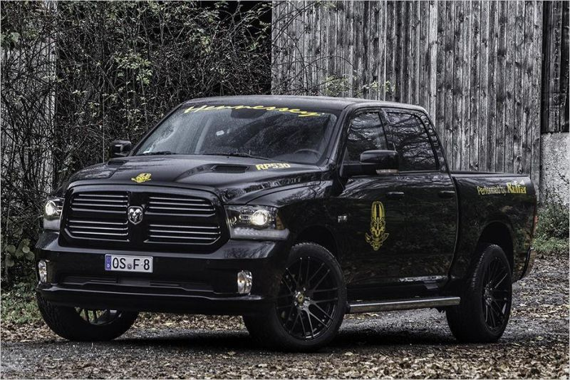 37577 rueffer dod 16 ram 1 big tuning 1 Fetter Dodge Ram mit Tuning by Rüffer Performance
